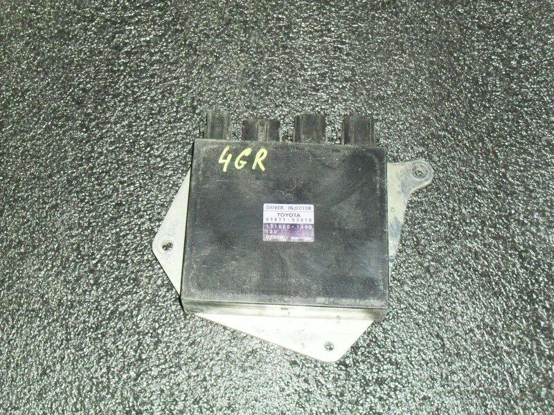 Блок управления форсунками Lexus 2GRFSE (б/у)