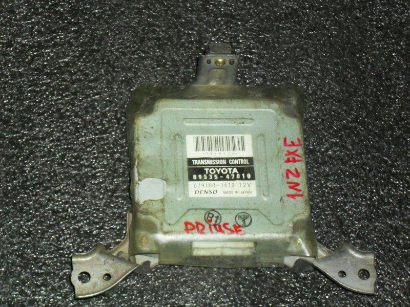 Блок управления акпп Toyota Prius NHW20 1NZFXE (б/у)
