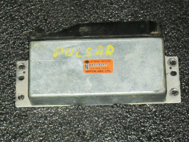 Блок управления abs Nissan Lucino B14 CD20 (б/у)