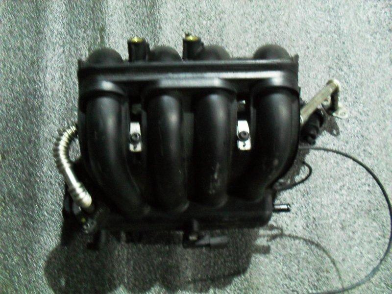 Коллектор впускной Chevrolet Aveo T250 B12D1 (б/у)