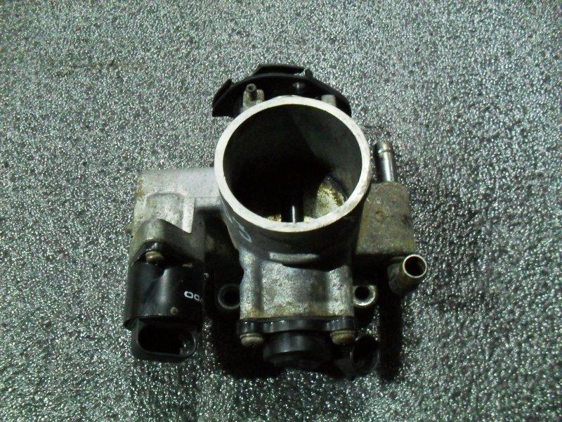 Дроссельная заслонка Chevrolet Aveo T250 F14D3 (б/у)