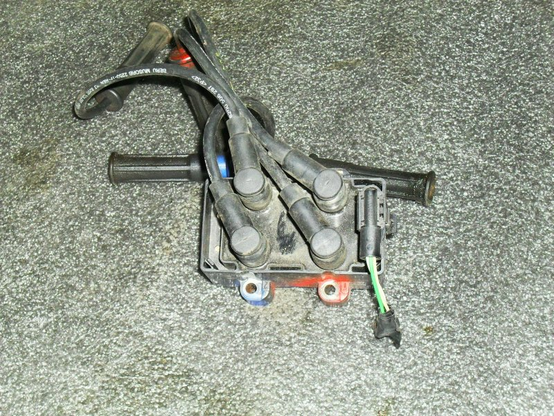 Катушка зажигания Renault Kangoo K4M (б/у)