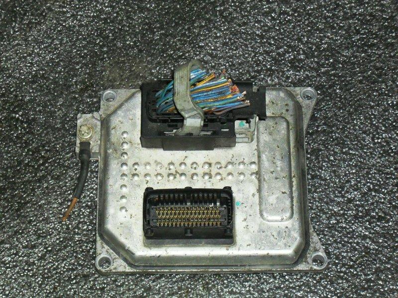 Блок управления двигателем Opel Signum Z18XER (б/у)