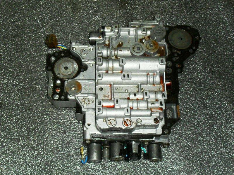 Гидроблок акпп Nissan QG18DE (б/у)
