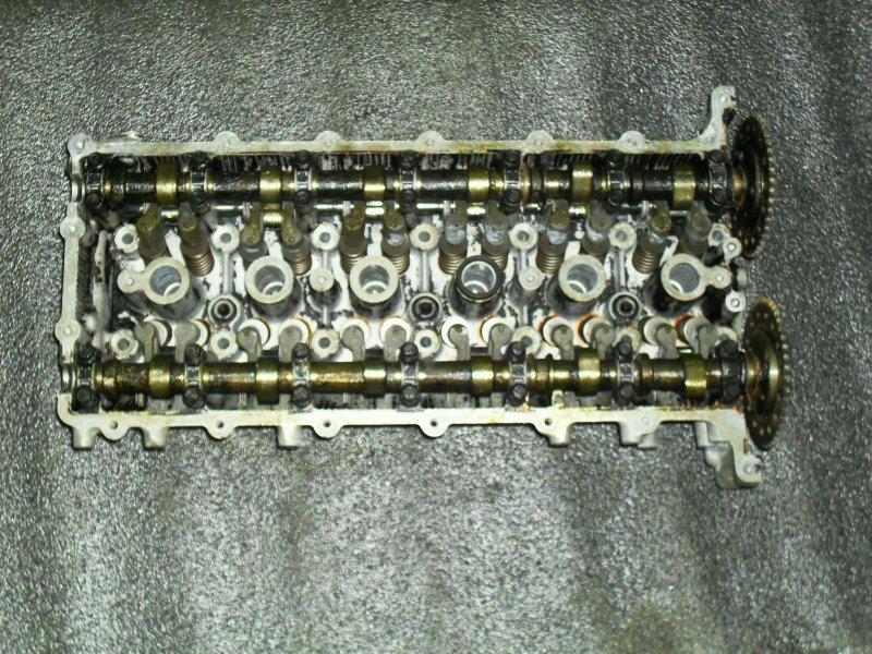 Головка блока цилиндров Chevrolet Epica X25D1 (б/у)