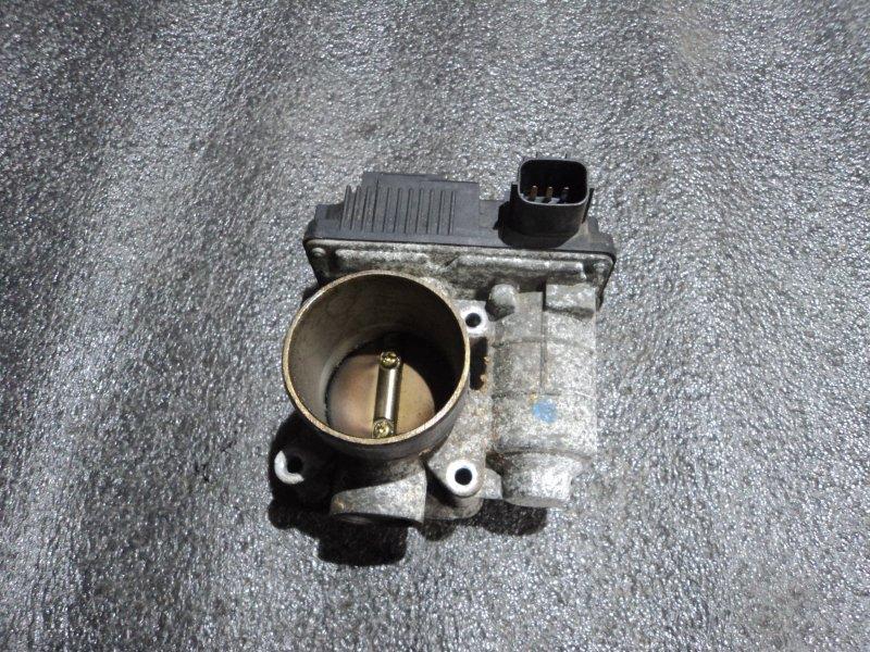 Дроссельная заслонка Nissan Almera N16E QG13DE (б/у)