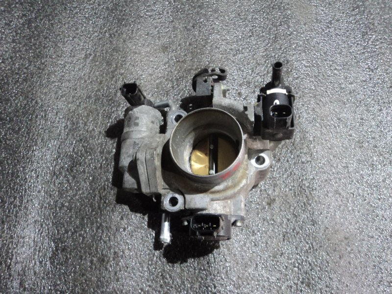 Дроссельная заслонка Mazda Axela BK3P Z6 (б/у)