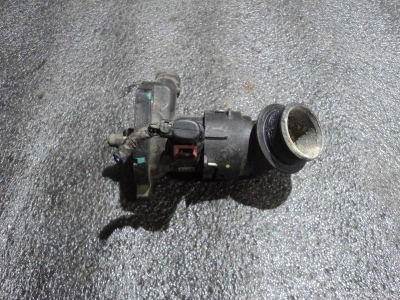 Корпус термостата Chevrolet Aveo A16LET (б/у)