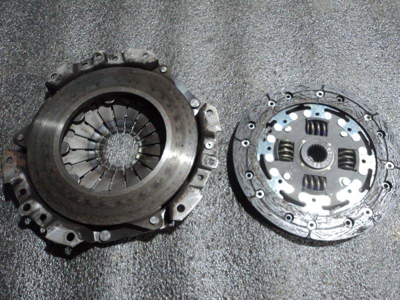 Корзина с диском сцепления Mazda Axela BK3P Z6 (б/у)