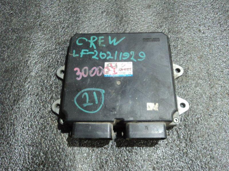 Блок управления двигателем Mazda Mazda5 CR L3 (б/у)