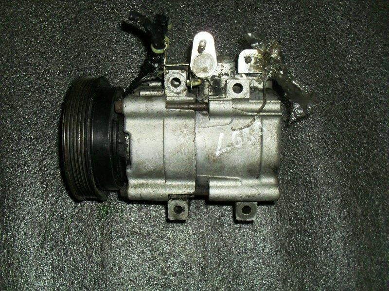 Компрессор кондиционера Hyundai Santa Fe G6BA (б/у)