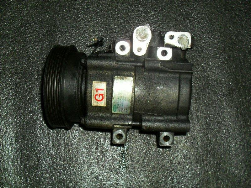 Компрессор кондиционера Hyundai Grandeur G6BA (б/у)