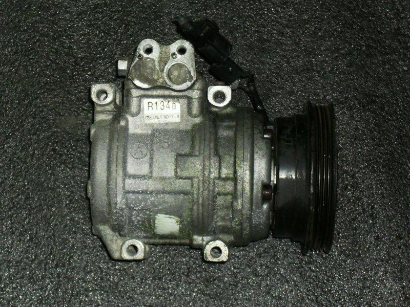 Компрессор кондиционера Hyundai Verna G4EC (б/у)