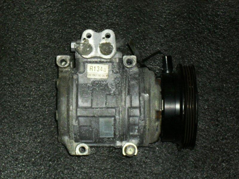 Компрессор кондиционера Hyundai Accent G4EC (б/у)