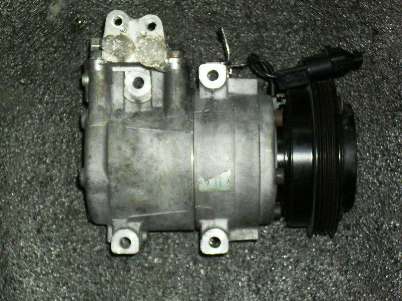 Компрессор кондиционера Hyundai Getz G4ED (б/у)