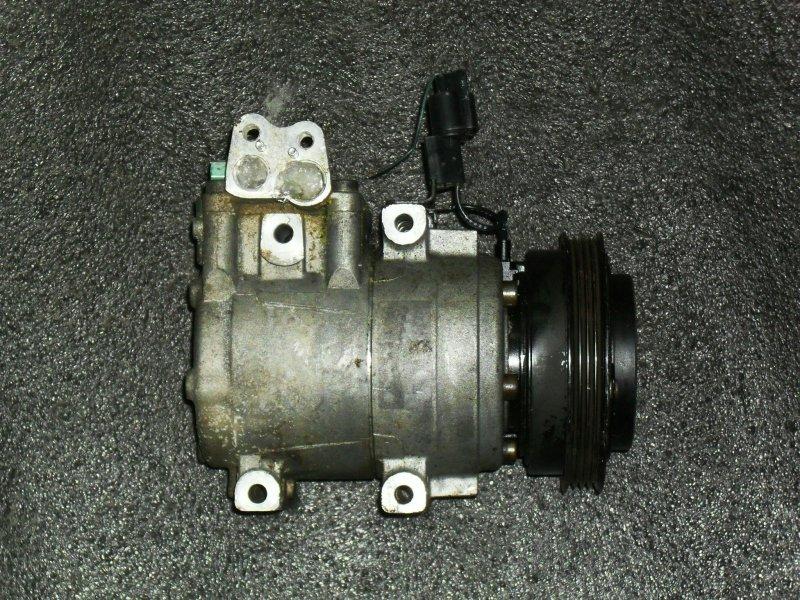 Компрессор кондиционера Hyundai Getz G4EC (б/у)