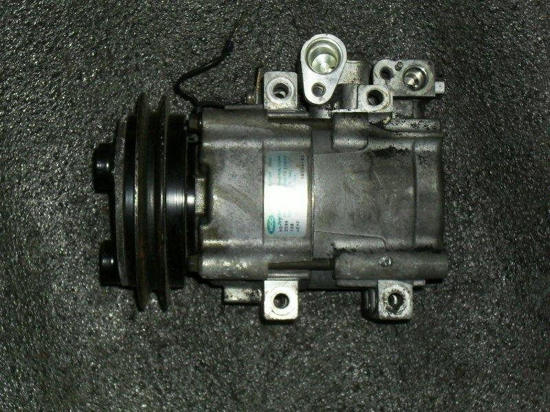Компрессор кондиционера Hyundai Terracan D4BA (б/у)