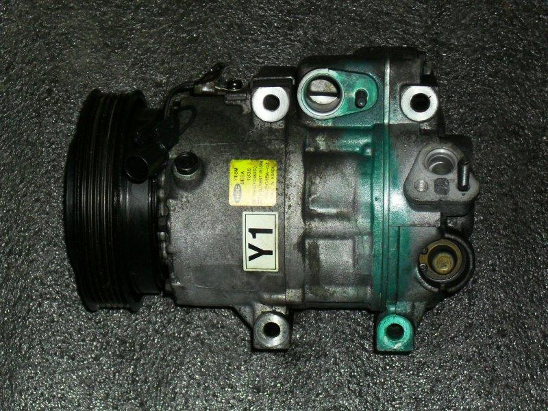 Компрессор кондиционера Hyundai Santa Fe G4KC (б/у)
