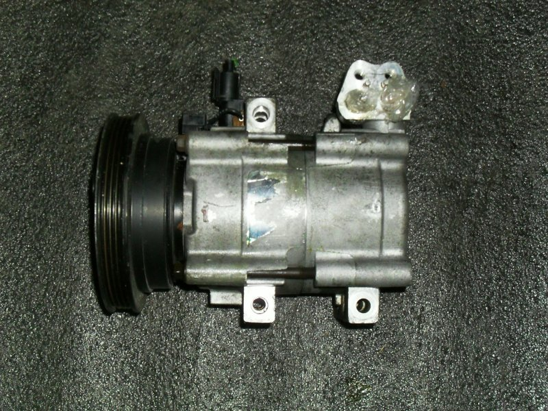 Компрессор кондиционера Hyundai Sonata G4CP (б/у)
