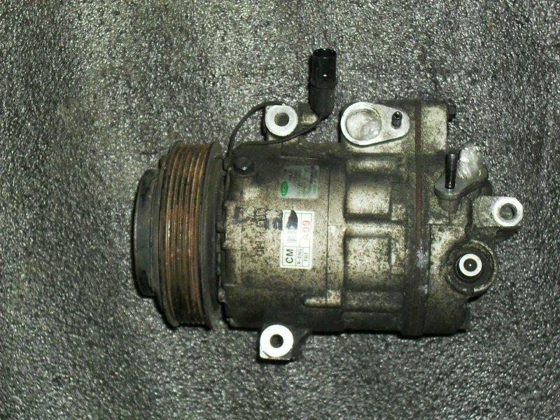 Компрессор кондиционера Hyundai Santa Fe CM D4HB (б/у)