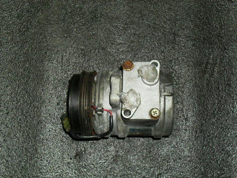 Компрессор кондиционера Daewoo Matiz B12S1 (б/у)
