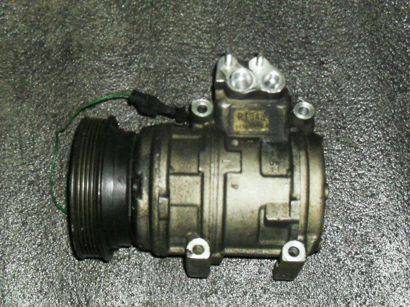Компрессор кондиционера Hyundai Sonata G4JP (б/у)