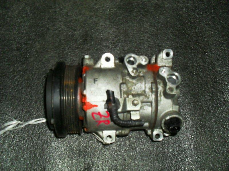 Компрессор кондиционера Toyota Rav4 ACV40 2AZFE (б/у)