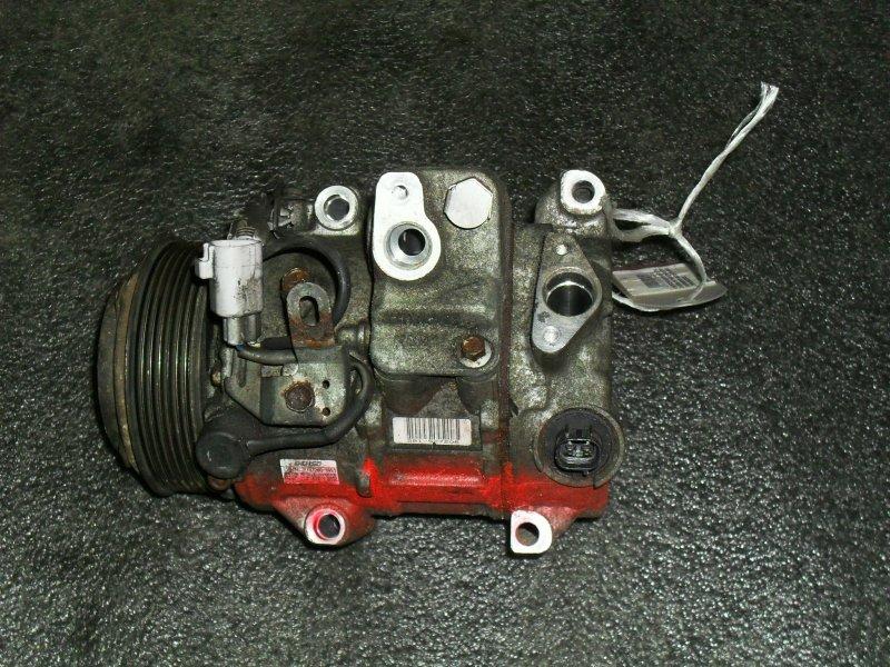 Компрессор кондиционера Toyota Alphard GGH20 2GRFE (б/у)