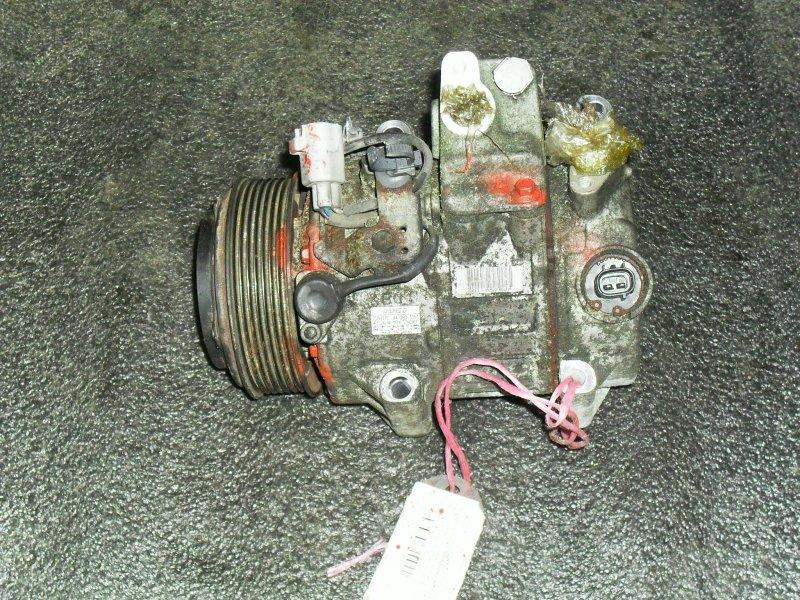 Компрессор кондиционера Toyota Sienna GGH20 2GRFE (б/у)