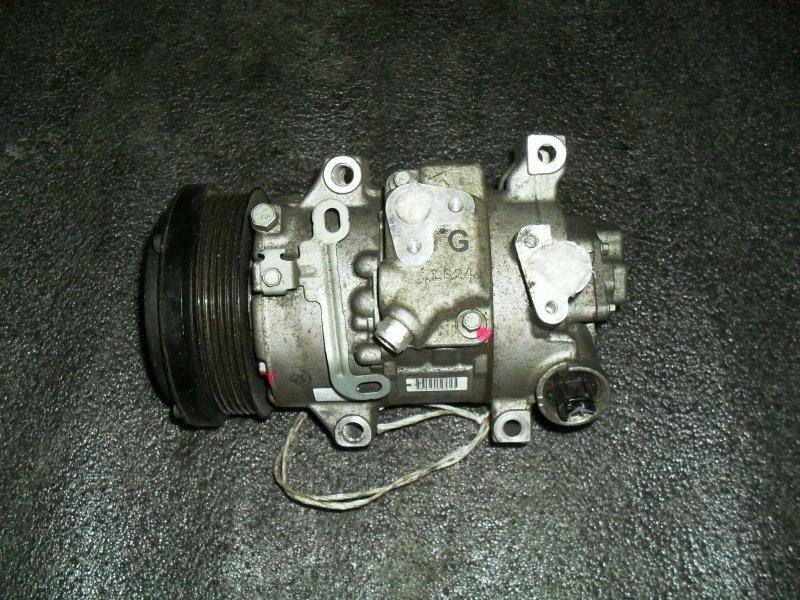 Компрессор кондиционера Toyota Auris ZRT260 2ZRFE (б/у)