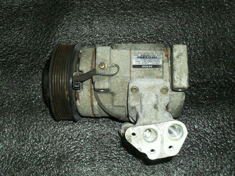 Компрессор кондиционера Toyota Avensis Verso ACM20 2AZFE (б/у)