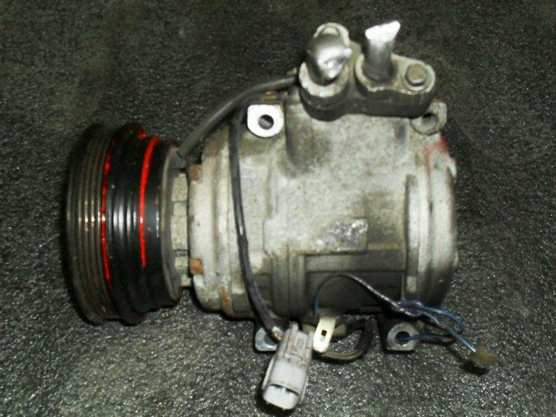 Компрессор кондиционера Toyota Camry SV40 3SFE (б/у)