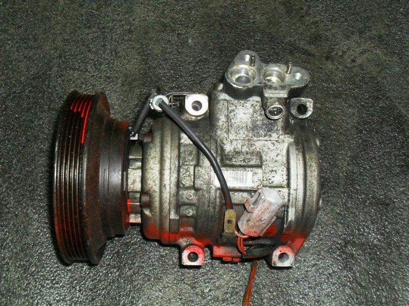 Компрессор кондиционера Toyota Avensis ST220 3SFE (б/у)