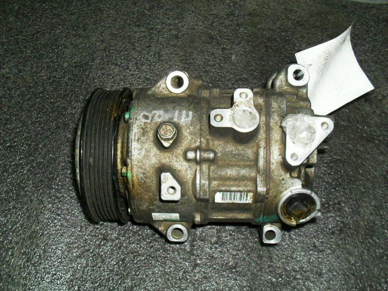 Компрессор кондиционера Toyota Rav4 ASA42 2ARFE (б/у)