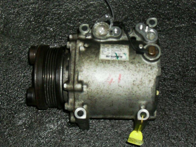 Компрессор кондиционера Mitsubishi Aspire EA7A 4G15 (б/у)