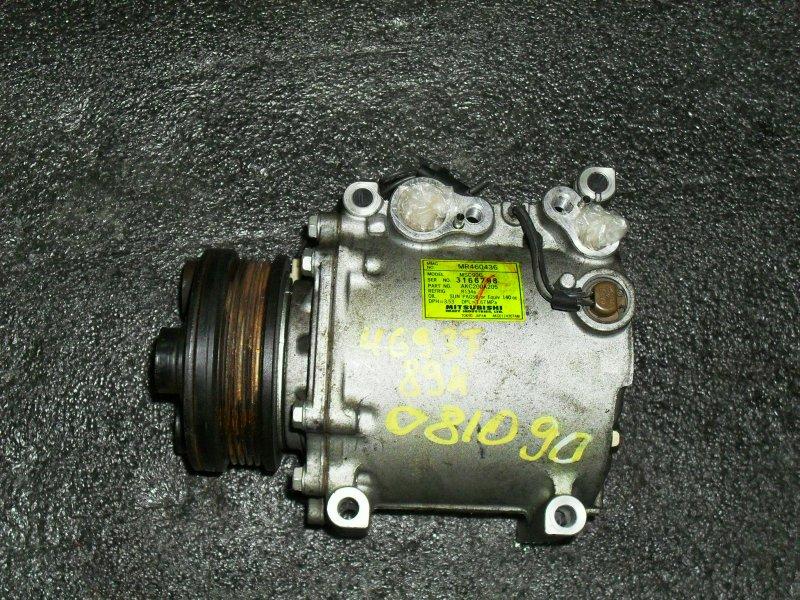 Компрессор кондиционера Mitsubishi Aspire EA7A 4G93 (б/у)