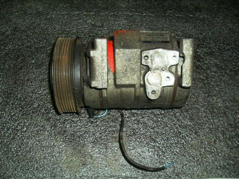 Компрессор кондиционера Honda Stream RN4 K20A (б/у)