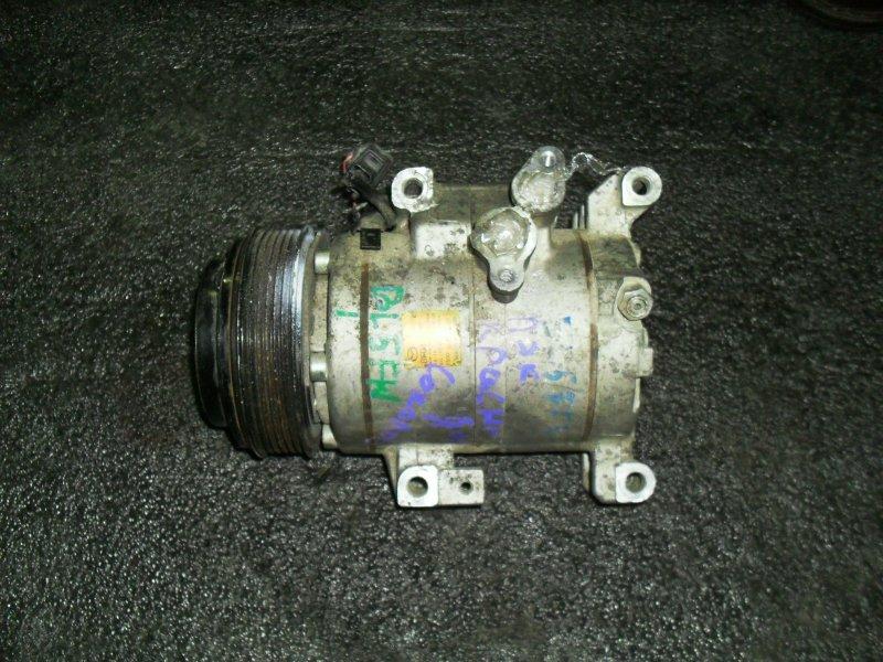 Компрессор кондиционера Mazda Cx-5 KE PEVPS (б/у)