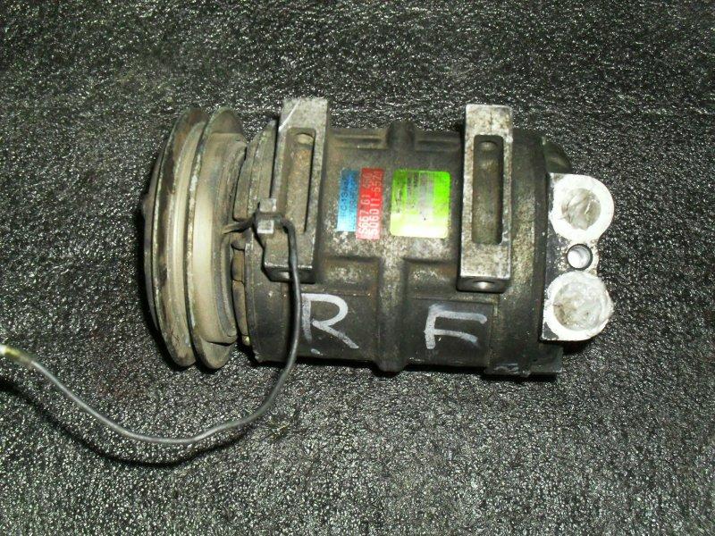 Компрессор кондиционера Mazda Bongo RFT (б/у)