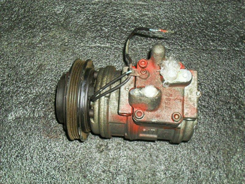 Компрессор кондиционера Honda Stepwgn RF1 B20B (б/у)