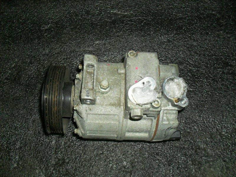 Компрессор кондиционера Audi CAYC (б/у)
