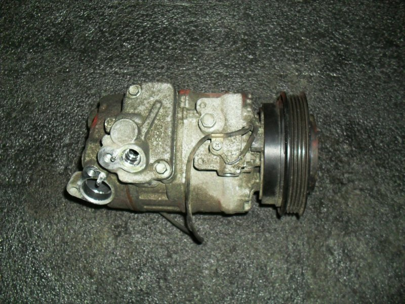 Компрессор кондиционера Volkswagen A4 3B2 AMX (б/у)