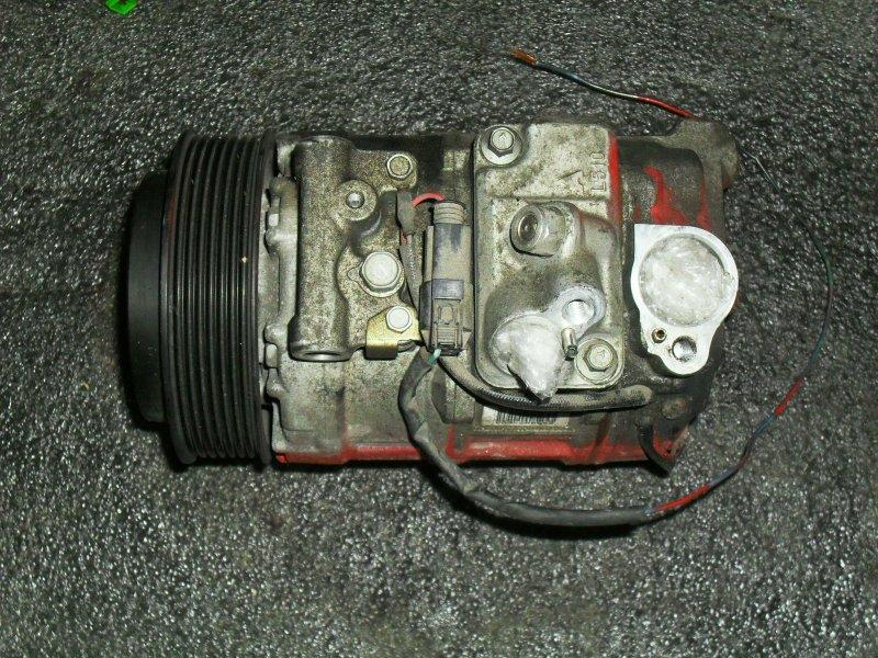 Компрессор кондиционера Mercedes-Benz C-Class C204 M271DE18ML (б/у)