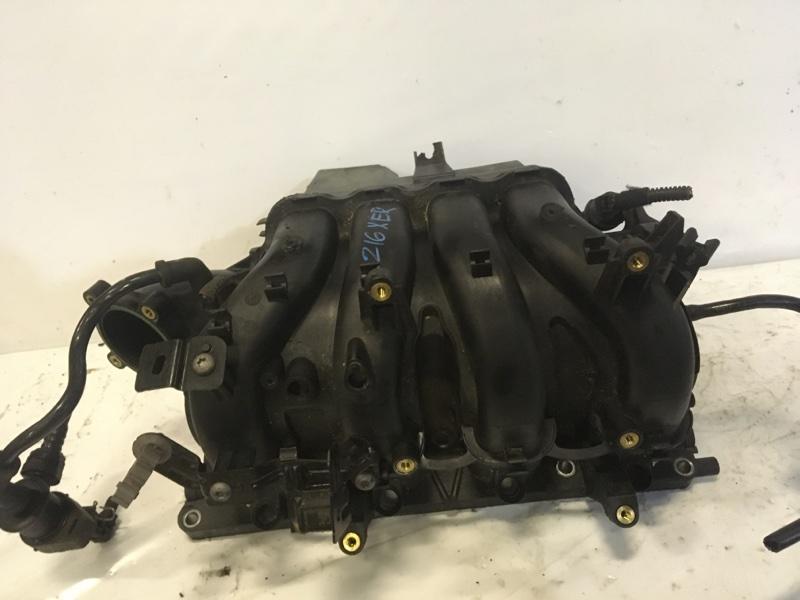 Коллектор впускной Opel Astra H Z16XER (б/у)