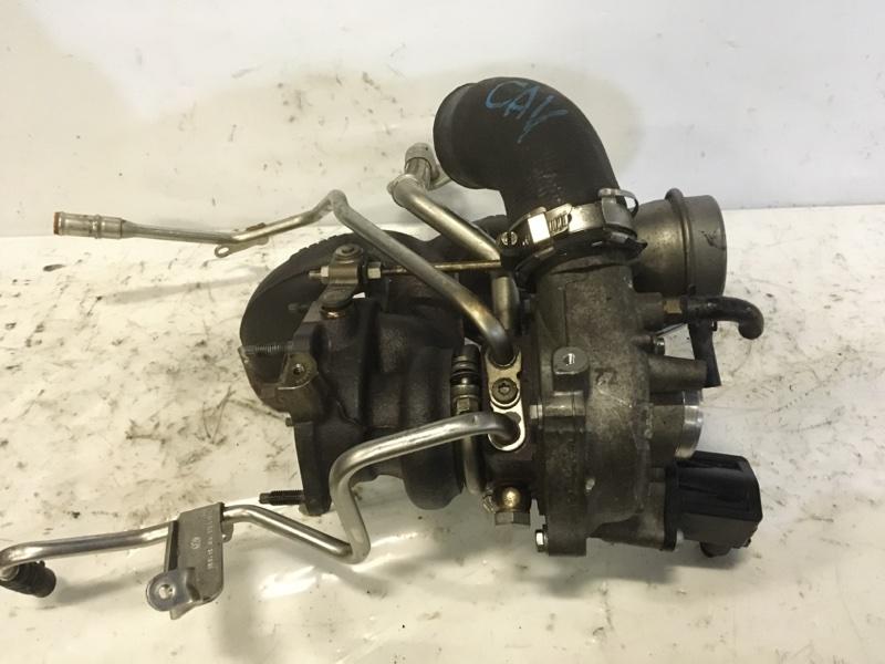 Турбина Volkswagen Tiguan CAV (б/у)