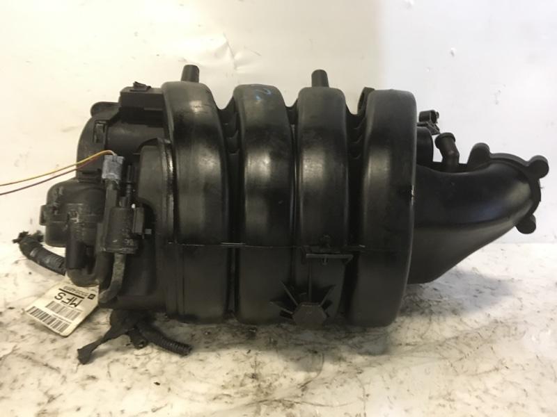 Коллектор впускной Opel Astra H Z18XER (б/у)