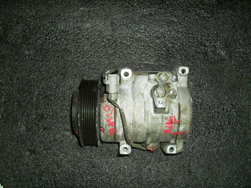 Компрессор кондиционера Toyota Alphard ANH10 2AZFE (б/у)