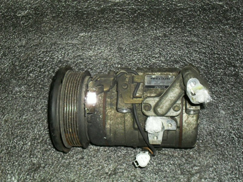 Компрессор кондиционера Lexus Alphard MCV30 1MZFE (б/у)