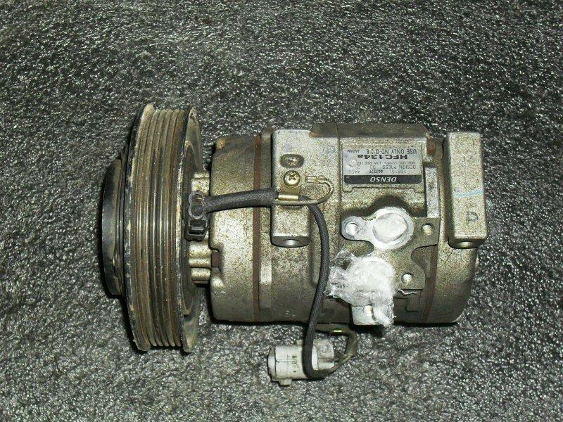 Компрессор кондиционера Toyota Allion ZZT240 1ZZFE (б/у)
