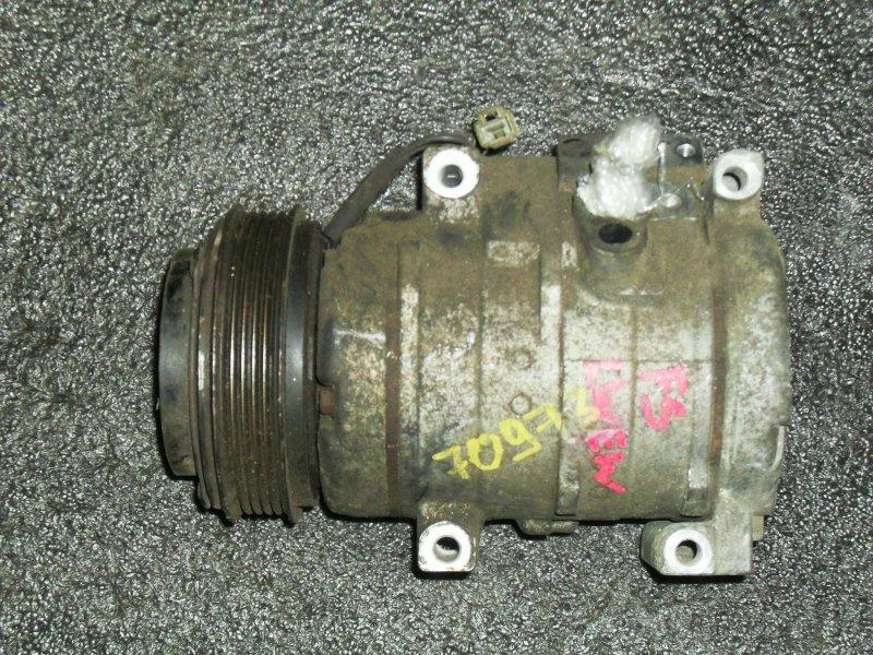 Компрессор кондиционера Mazda Mpv LW19F FSDE (б/у)